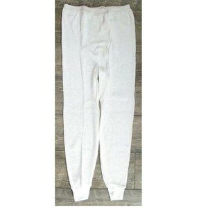 NEW Women's Unbranded Thermal Underwear Pant WHITE